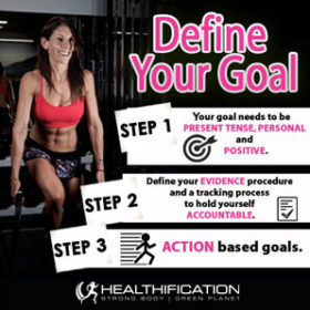 Define Your Fat Loss Goal