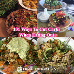 101 Ways To Cut Carbs When Eating Out