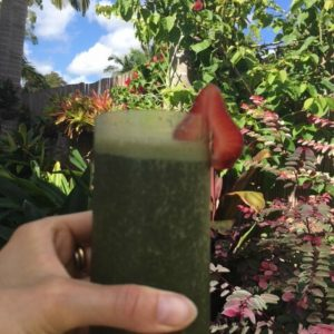 7 Day Easy Vegan Plan Breakfast: The Green Supreme