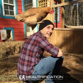533: Interview with Keith Burgeson from PETA's Vegan Mentor Program.