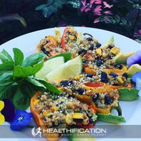 E549: Easy Vegan Recipe Templates PLUS Month In Review.