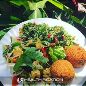E547: The Ultimate Vegan Food Pyramid For Getting and Staying Lean.