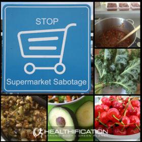 supermarket sabotage