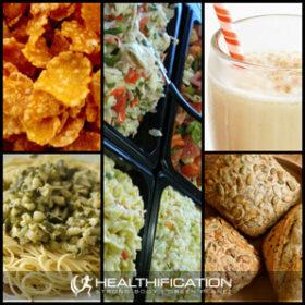 Unhealthy Health Foods