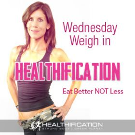 For weight loss eat better not less