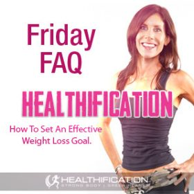 5 Crucial Criteria for Weight Loss Goal Setting