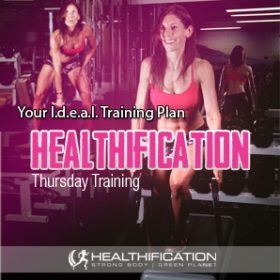 Ideal Training Plan
