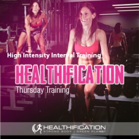 Interval Training in High Intensity