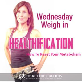 Reseting your Metabolism