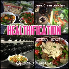 Clean and Lean Lunches