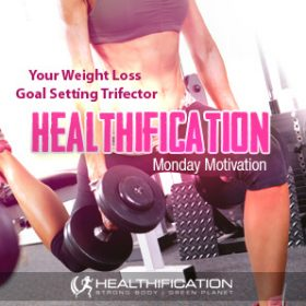 Your Weight Loss Goal Setting Trifecta