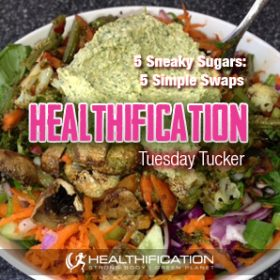 Healthy swaps for sneaky sugars