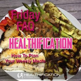 How To Plan Your Weekly Meals For Fat Loss Results