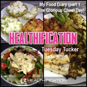 227 tuesday tucker my food diary part 1 the glorious cheat day