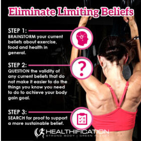 Eliminate Limiting Weight Loss Beliefs