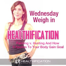 Farming v. Hunting And How It Applies To Your Body Gain Goal
