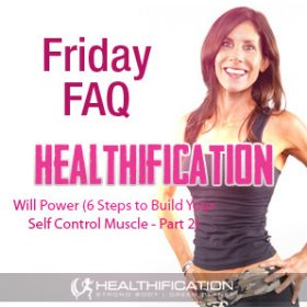 Steps to Build Your Self Control Muscle