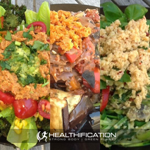 6 Steps To Easy Plant Based Eating