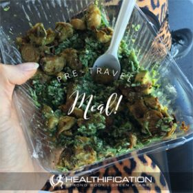 4 Plant Based Eating Travel Tips