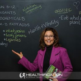 Using Plant Foods To Protect Against Chronic Diseases with Brenda Davis