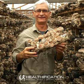 E585: The Magical Health Benefits Of Mushrooms With Jeff Chilton.