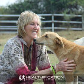 PETA's Ingrid Newkirk