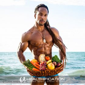 Torre Washington and Thriving On Plants as a Vegan Bodybuilder