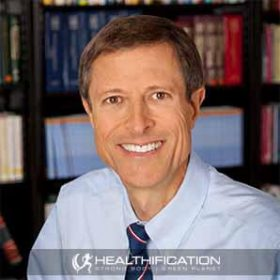 Dr Neal Barnard and Optimising Hormonal Health with Simple Diet Changes