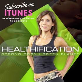 Healthification Vegan Podcast