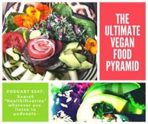 The Ultimate Vegan Food Pyramid.