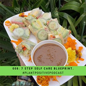 7 Step Self Care Blueprint for a Healthy Vegan Lifestyle