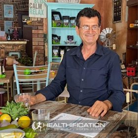 Let Food Be Your Medicine with Hippocrates Restaurateur Harry Tsoukalas.