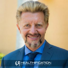 Dr Brian Clement, Hippocrates Health Institute and living foods for health and healing